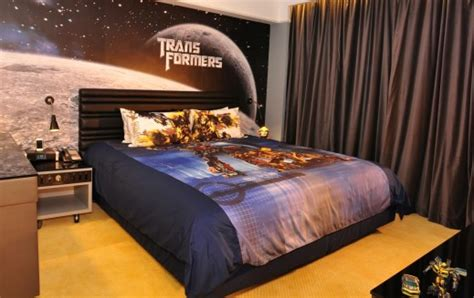 transformers bedroom the gypsynesters would you stay at a panda hotel