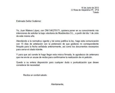 renuncia empleada domestica en mexico c 243 mo descargar todos los tipos de carta de despido ejemplos