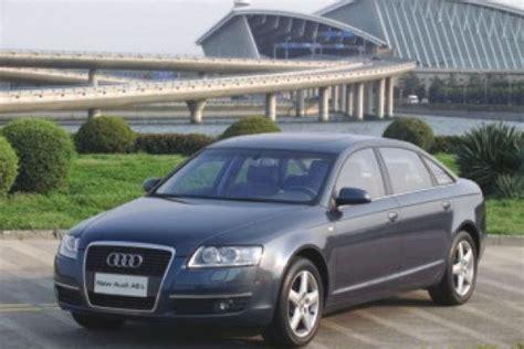 Audi A6 Lang by Audi A6 Jetzt Exklusiv Als Langversion Speed Heads