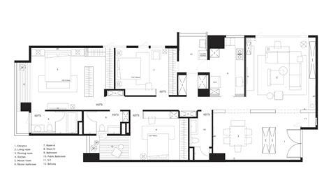 shades of grey apartemen hunian dengan nuansa warna abu