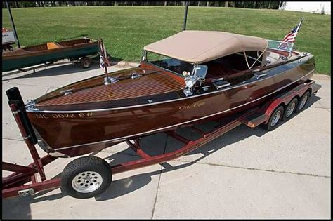 runabout boat accessories chris craft runabout google search slo318 wood boats