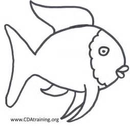 Fish Template Cut Out by Best Photos Of Rainbow Fish Cut Out Large Rainbow Fish