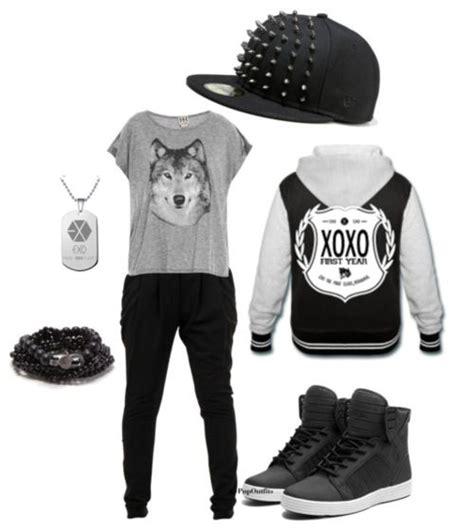 Jual Jaket Gabrielle exo wolf things to wear