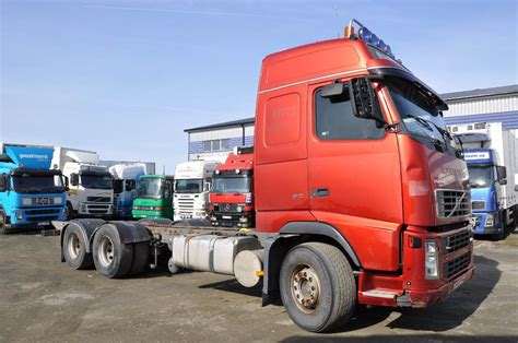 volvo fh   cab chassis year  price    sale mascus usa