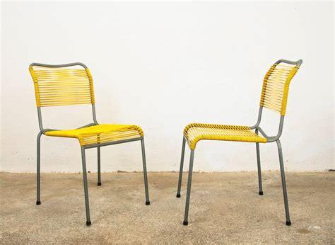 spaghetti stuhl spaghettist 252 hle gelb wohnform60