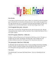 My Best Friend Essay For Children by Essay My Best Friend For Stonewall Services