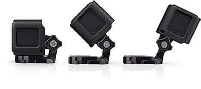 hero session low profile bracket gopro support hub
