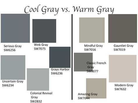 cabinet colors warm gray cabinets