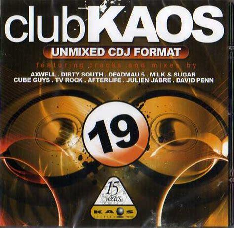 Kaos Deadmau5 04 club kaos 19 loja da musica