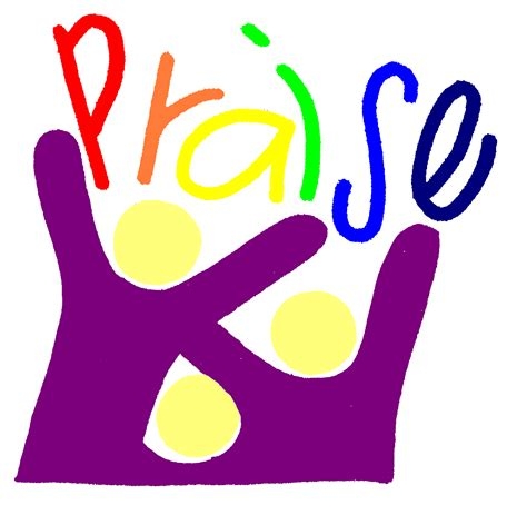 Praise Clipart lessons prayers and praises august 2011