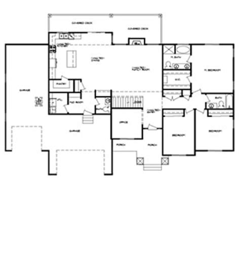 Home Floor Plans With Basement view floor plans by st george utah home builder
