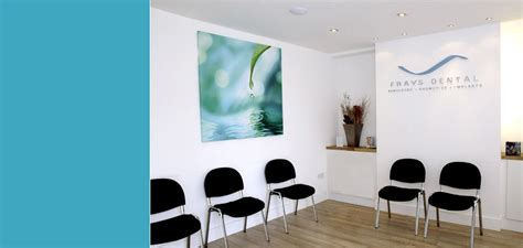 Dentist Waiting Room by Frays Dental Clinic In Uxbridge Home