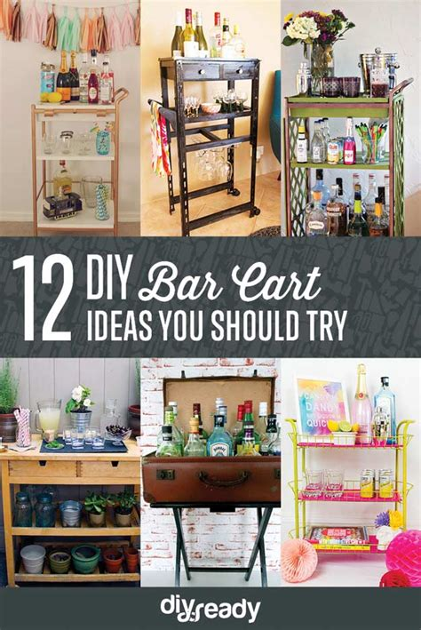 diy home business ideas bar cart ideas diy projects craft ideas how to s for