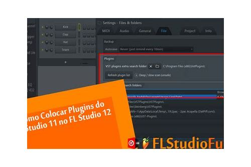 herunterladen plugin knockout fl studio 11