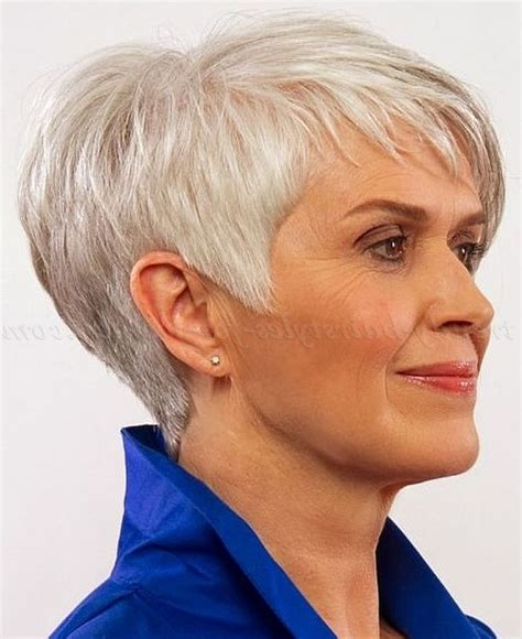hair styles for women on their 60s with thoinning hair 10 easy short hairstyles for women over 60 women
