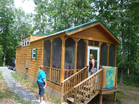 Cabins At Jellystone Park by Canoeing The River Picture Of Yogi S