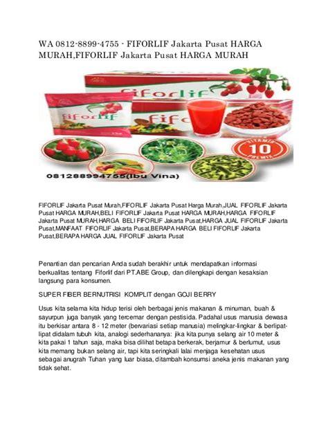 Fiforlif Jakarta Obat Pelangsing Jakarta Jakarta Pusat wa 0812 8899 4755 fiforlif jakarta pusat harga murah fiforlif jakar