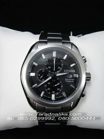 citizen eco drive chronograph titanium ca0021 53e