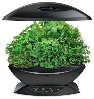 u herb indoor garden contemporary indoor pots and aerogarden classic 7 pod with gourmet herb seed kit black