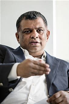 airasia bhd chief executive officer tony fernandes