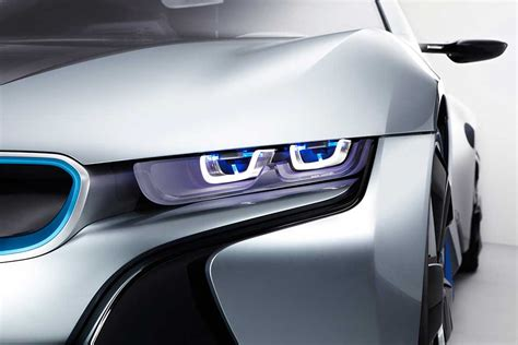 bmw i8 headlights bmw developing laser headlight bmw motorcycle magazine