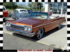 Used Cars For Sale In Scottsdale Az By Owner 1964 Chevrolet Impala For Sale In Scottsdale Arizona
