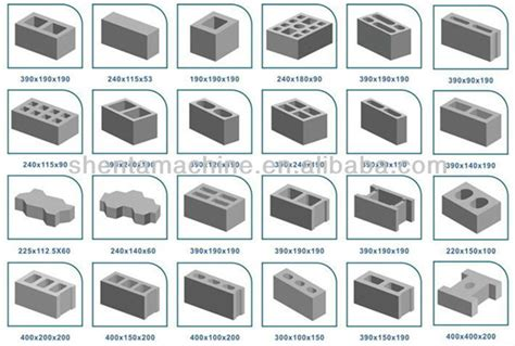 machine de brique de ciment vibr 233 machine de fabrication