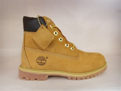 color timberlands timberland 10361 giallone boot in pelle da donna color