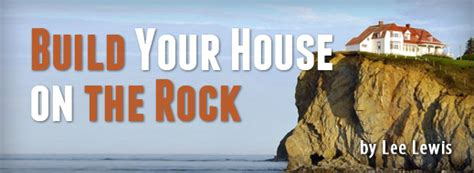 Build Your House On The Rock by Build Your House On The Rock Biblical Counseling Coalition