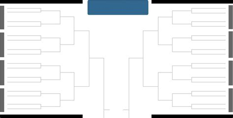 blank march madness bracket template blank march madness bracket to print for 2017 ncaa