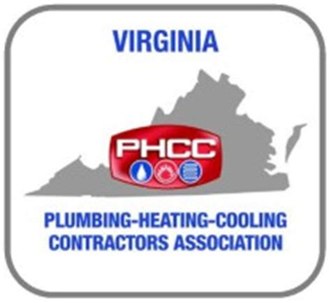 National Plumbing Contractors Plumbing And Mechanical Professionals Of Virginia