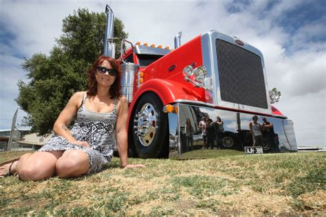 how are truck shows gallery big rigs impress at koroit truck the standard