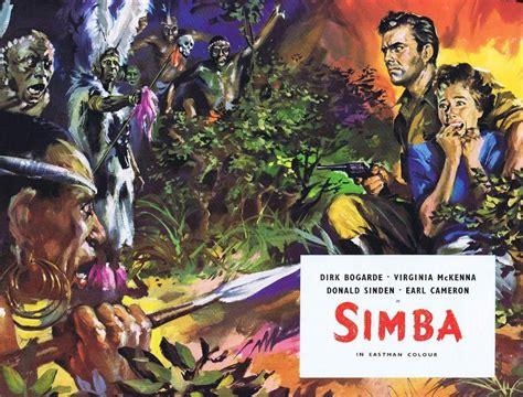 Mba Jungle Magazine by Simba Original Trade Ad Dirk Bogarde