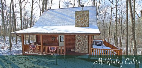 In Cabin by Mckinley Cabin Hocking S Cave Ohio