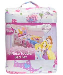 Toddler Bedding Sets Disney Princesses Disney Princess Quot Royal Flowers Quot 4 Toddler Bedding