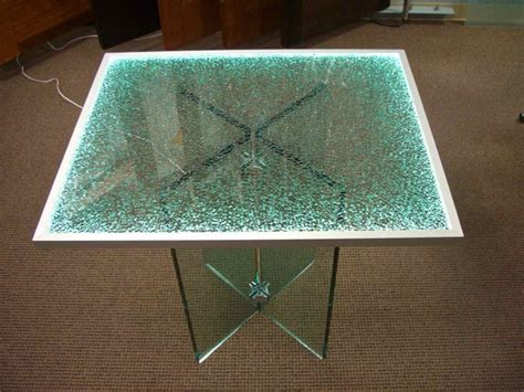 Broken Glass Coffee Table How To Replace A Broken Glass Coffee Table Dailybn