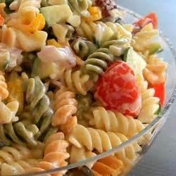 pasta salad recipes with mayo no mayo easy pasta salad recipe keeprecipes your