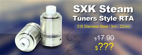 Steam Tuners Rta Clone Bysxk 1 map discount sxk steam tuners rta clone 14 99 vaping underground forums an ecig and vaping