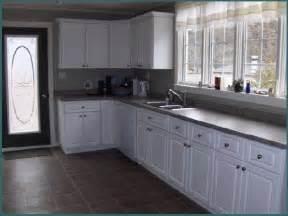 Mdf painted white kitchen cabinets plus of muskoka