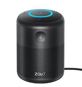 [deal] save 33% on zolo's halo smart speaker with alexa