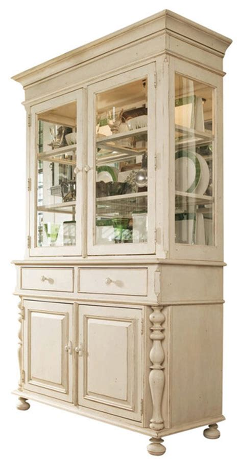 paula deen home china cabinet china cabinets and hutches