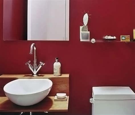 15 Stunningly Hot Red Bathroom Designs   Home Design Lover