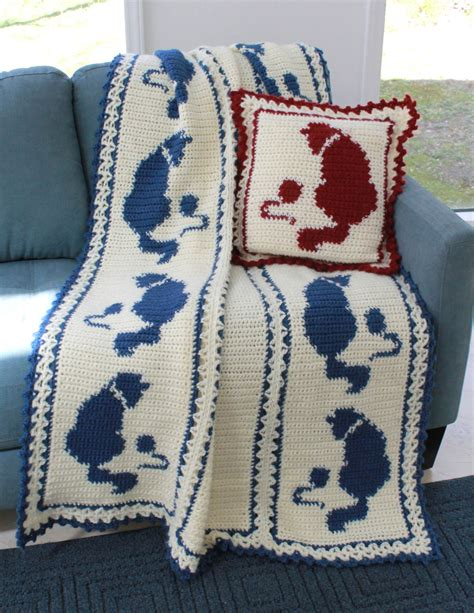 pattern for cat afghan cat and mouse afghan pattern pdf