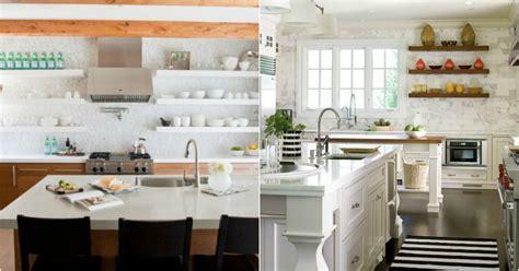 decorar repisas cocina c 243 mo decorar la cocina con estantes abiertos