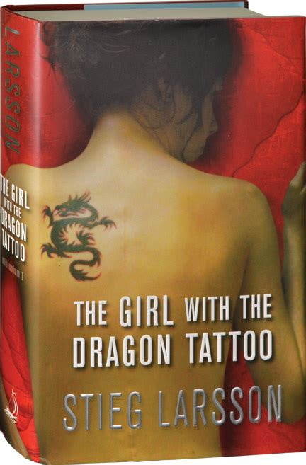 author of the girl with the dragon tattoo the with the stieg larsson steig