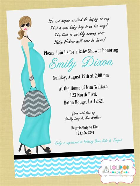 Baby Shower Invitation Card Wording by Best 25 Baby Shower Invitation Wording Ideas On