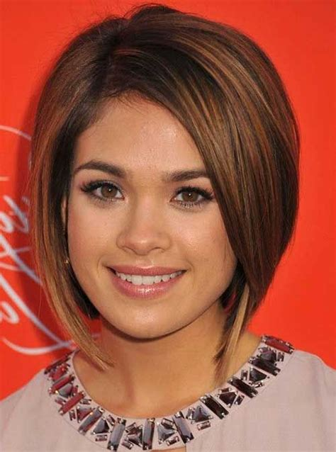 full face graduated bob haircut pictures best 10 round face hairstyles ideas on pinterest