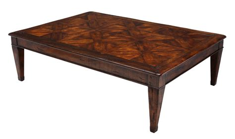 large theodore walnut coffee table august