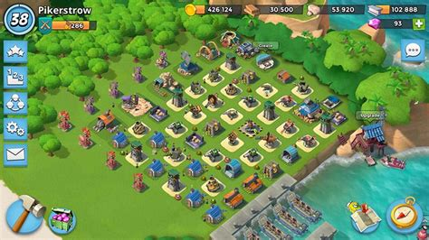 layout editor boom beach defense layout for hq 16 and 17 boom beach all about