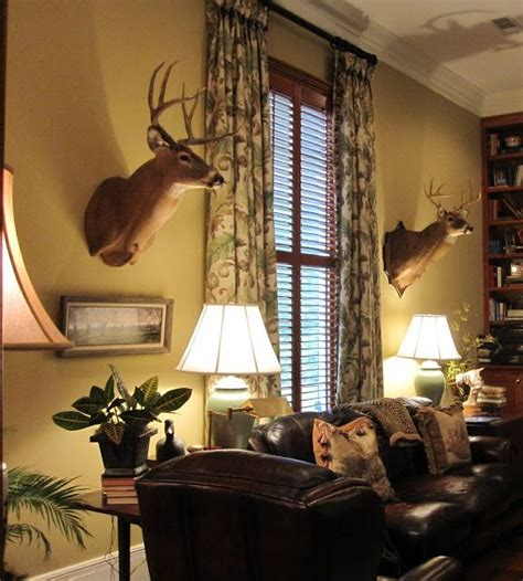 hunting decor for home the 25 best dear head decor ideas on pinterest